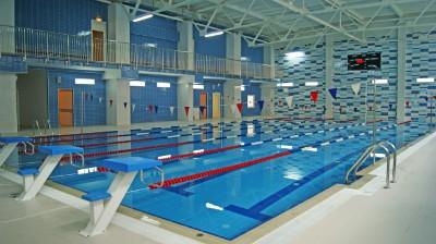 Оснащение бассейна