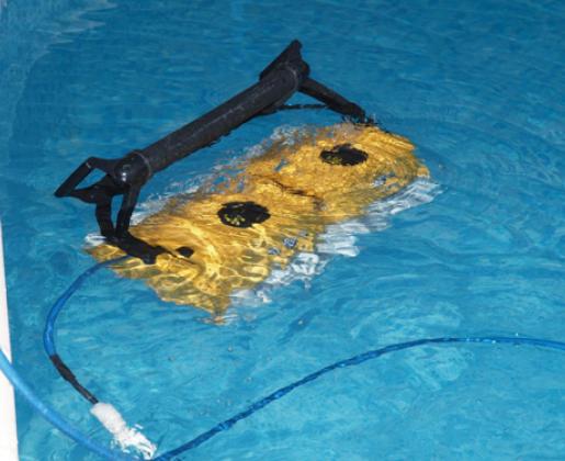 Робот-пылесос Dolphin 2x2 Pro Gyro