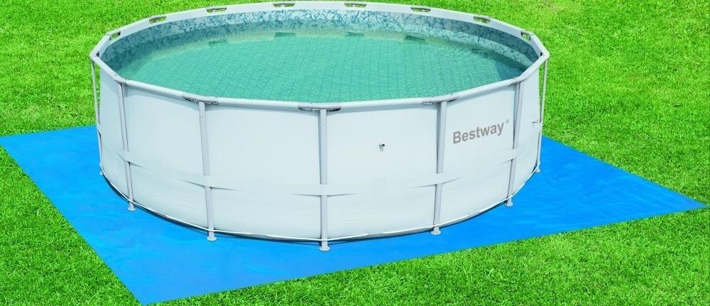 Покрытие защитное под бассейн Bestway 58003