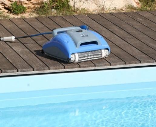 Робот-пылесос Dolphin Supreme M3