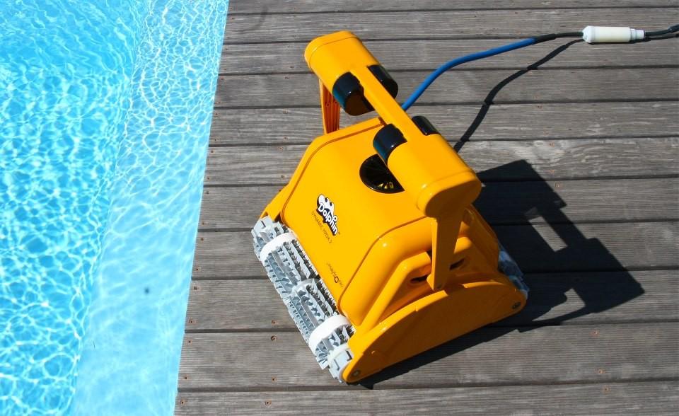 Робот пылесос для бассейна Dolphin Pro X2