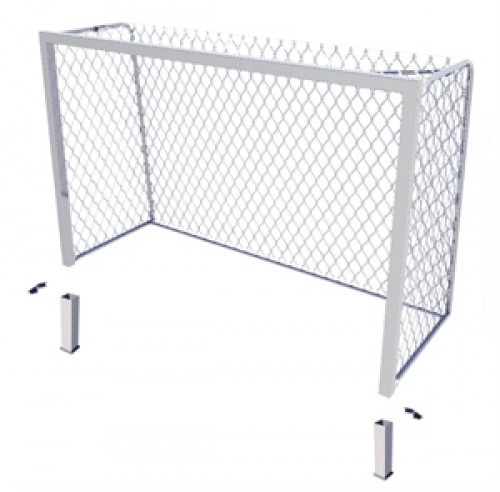 Ворота гандбольные 3х2х1 стационарные