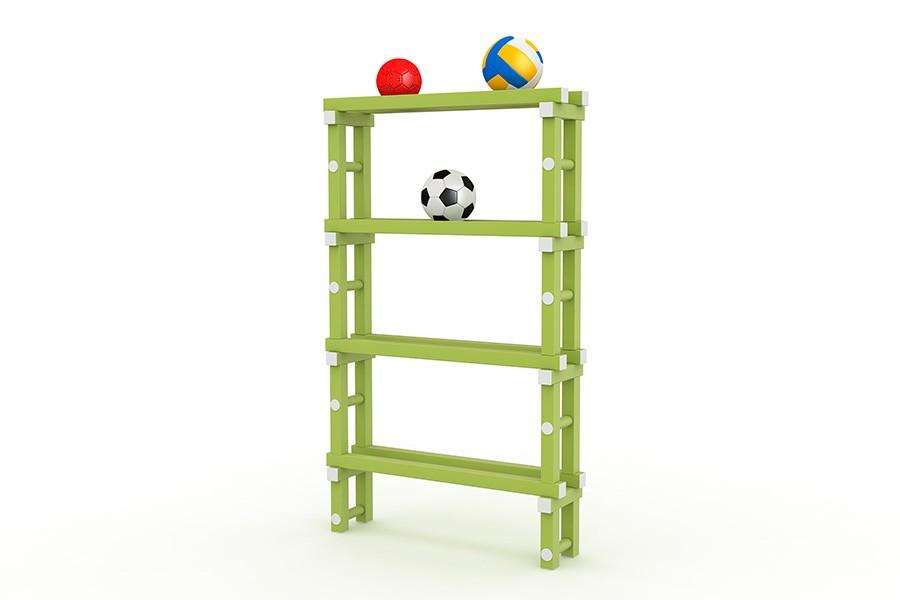 Стеллаж для мячей